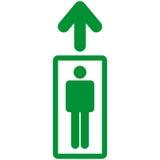 Elevator signal Royalty Free Stock Photo