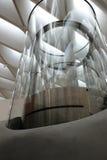Elevatore al vasto museo Immagine Stock