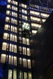 Elevatore alta tecnologia Fotografie Stock