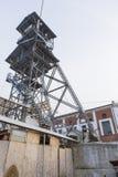 Elevatore della miniera Fotografie Stock Libere da Diritti
