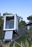 Elevatore della montagna Fotografie Stock
