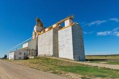 Elevatore di grano Fotografia Stock