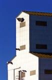 Elevatore di granulo Saskatchewan Canada Fotografie Stock Libere da Diritti
