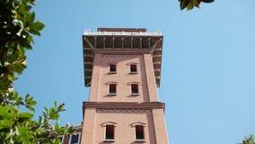 Elevatore di Smirne Asansor stock footage