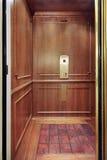 Elevatore nella casa di lusso Fotografia Stock Libera da Diritti