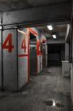 elevatori Fotografia Stock Libera da Diritti