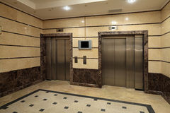 Elevators Royalty Free Stock Image