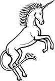 Elevazione dell'unicorno Immagini Stock Libere da Diritti