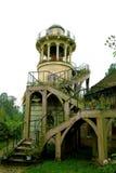 Eleve-se na aldeola da rainha, Versalhes, França Imagem de Stock