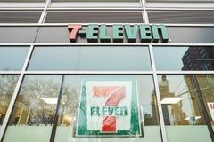 7-Eleven Lizenzfreies Stockbild