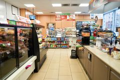 7-Eleven Imagens de Stock