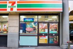 7-Eleven Lizenzfreie Stockfotos