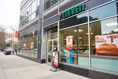 7-Eleven Imagens de Stock Royalty Free