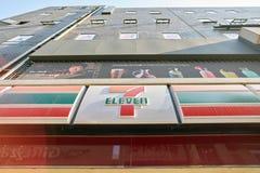 7-Eleven Стоковое Изображение RF