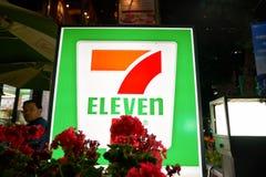 7-Eleven Стоковая Фотография
