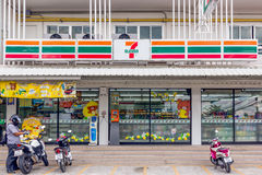 7-Eleven, convenience store Stock Photography