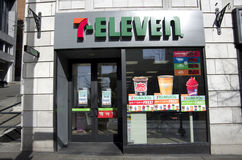 7 eleven convenience store Stock Images