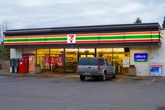 7 Eleven Convenience Store Stock Photo