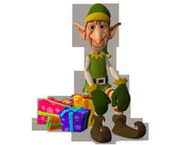 Eleven, Figure, Gifts, Fairytale Royalty Free Stock Photo