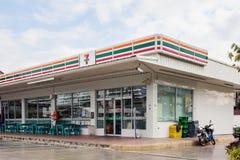 7-Eleven, negozio di alimentari Immagine Stock