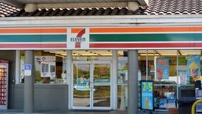 7 Eleven Stock Image