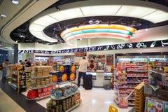 7-Eleven shoppar Royaltyfri Bild