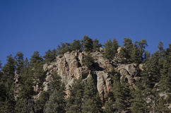 ElevenMile Canyon Recreation Area Royalty Free Stock Images
