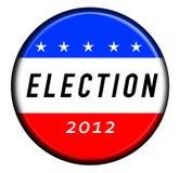 Elezione 2012 Immagine Stock Libera da Diritti