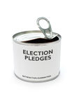 Elezione Fotografia Stock