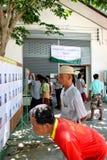 elezione Fotografie Stock