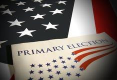 Elezione Immagini Stock