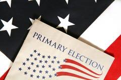 Elezione Fotografia Stock Libera da Diritti