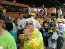 Elezione della Tailandia Fotografia Stock