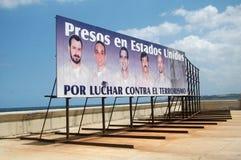 Elezioni in Cuba Immagini Stock