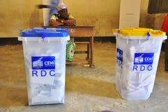 Elezioni in Dott Congo 2011 fotografia stock