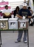 Elezioni nel Messico Fotografie Stock