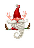 elf świątecznej szczęśliwy Fotografia Royalty Free