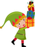 Elf Royalty Free Stock Images