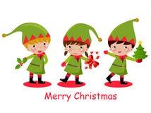 elf royalty ilustracja