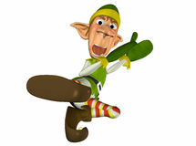 Elf . 4 Stock Photos