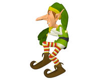 Elf . 5 Royalty Free Stock Photography