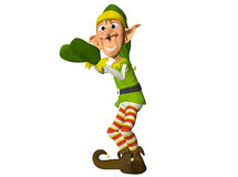 Elf . 6 Royalty Free Stock Image