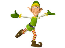 Elf . 7 Royalty Free Stock Photography