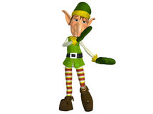 Elf . 8 Stock Photography