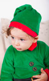 Elf baby boy Royalty Free Stock Photography