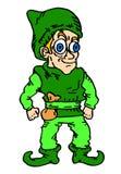 Elf cartoon Stock Photos