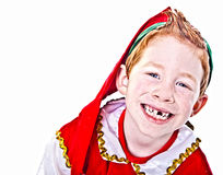 Elf Royalty Free Stock Photo