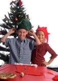 Elf Ears Stock Photography