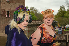 The Elf Fantasy Fair (Elfia) Stock Photography
