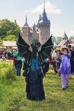 The Elf Fantasy Fair (Elfia) Stock Photo